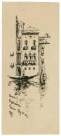 House of Desdemona, Venice [graphic] / F.P.