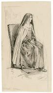 Francisca, a nun [graphic] / [Louis Rhead].