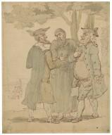 Merchant of Venice [graphic] / [Thomas Rowlandson].