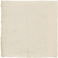 Letter from Walter Bagot to Mr. Skipwith