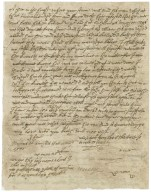 Letter from Walter Bagot to unidentified recipient