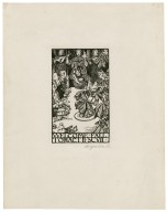As you like it, a set of eight original drawings [graphic] / [Byam Shaw].