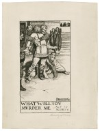 Comedy of errors, a set of seven original drawings [graphic] / [Byam Shaw].