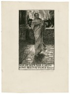 Julius Caesar, a set of seven original drawings [graphic] / [Byam Shaw].