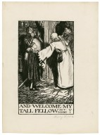 Henry IV, part 2, a set of eight original drawings [graphic] / [Byam Shaw].