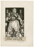King Henry VIII, a set of six original drawings [graphic] / [Byam Shaw].