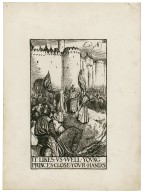 King John, a set of seven original drawings [graphic] / [Byam Shaw].