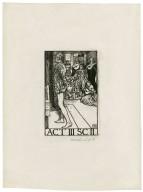 Merchant of Venice, a set of ten original drawings [graphic] / [Byam Shaw].