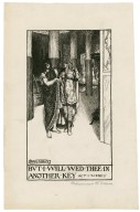 Midsummer night's dream, a set of four original drawings [graphic] / [Byam Shaw].