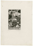 The tempest, a set of eight original drawings [graphic] / [Byam Shaw].