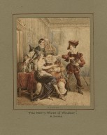 Merry wives of Windsor, I, 3 [graphic].