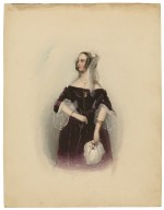 [Portrait of Jessica from Shakespeare's Merchant of Venice] [graphic] / [J. Smith].