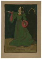 """King Henry VIII, Queen Katherine: """"Lord Cardinal to you I speak,"""", Ellen Terry as the Queen [graphic]."""