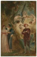 The tempest, Ferdinand, Miranda, Prospero and Ariel [graphic].