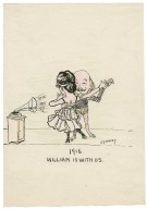 1916, William is with us [graphic] / D. Tenney.