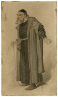 Merchant of Venice, Shylock [graphic] / John Tenniel.
