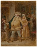 [A scene from King Henry IV, pt. 2] [graphic] / [John Wright].