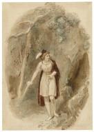 [A scene from Cymbeline - act III, sc. 6] [graphic] / [John Wright].
