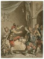 [Taming of the Shrew: act IV, scene 1] [graphic] / [John Augustus Atkinson].