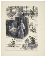[Grouped vignettes depicting characters and scenes from Othello as performed at the Lyric in 1902] [graphic] / S. Begg.