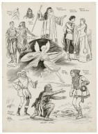 [Scenes from The tempest] [graphic] / A.S. Boyd.
