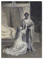 [Othello, V, 2, at the Shaftesbury Theatre, Tita Brand (Desdemona), Hubert Carter (Othello)] [graphic] / Chas. A. Buchel.