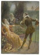 [Twelfth night, Olivia and Malvolio] [graphic] / C. Buchel.