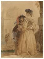 [Merchant of Venice] [graphic] / Edward Corbould, 1839.