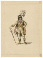 [Seven miscellaneous costume studies] [graphic].
