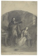The friar and Juliet [graphic] / [Felix Darley].
