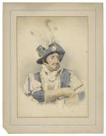 [George Frederick Cooke as Richard III in Shakespeare's King Richard III] [graphic].