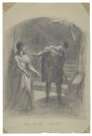 Lady Macbeth & Macbeth [graphic] / [Felix Darley].