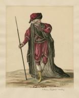 [Robert Bensley as Prospero in The tempest] [graphic] / R. Dighton. del.