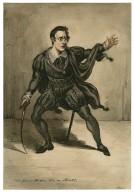 John Howard Payne Esq. as Hamlet [graphic] / Flor.
