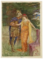 Cymbeline, Posthumus and Imogen [graphic] / Henry Justice Ford.