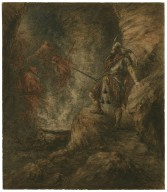 Macbeth, IV, 3, the witches dance [graphic] / F. Gilbert.