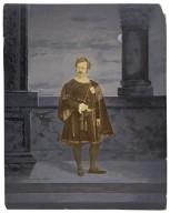 Edwin Forrest as Hamlet [graphic] / Gabriel Harrison.
