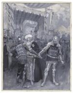 King Richard II [graphic] / William Hatherell.