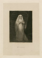 Mrs. Siddons [as Lady Macbeth in Shakespeare's Macbeth] [graphic] / painted by Harlowe [sic] ; engraved by Robt. Cooper.