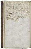 Diary of John Ward, vol. 3