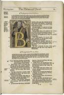 The. holie. Bible. Bishops' Bible