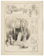 Antony and Cleopatra, Prince's Theatre, May 29, 1890, Mrs. Langtry as Cleopatra [graphic] / J. Jellicoe delt.