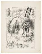 As you like it, St. James Theatre, March 8, 1890 [graphic] / John Jellicoe delt.