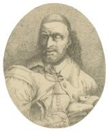 [Merchant of Venice, portrait of Shylock] [graphic] / [John Hamilton Mortimer].