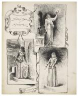 Sarah Bernhardt in Macbeth [graphic] / [Georges Pilotell].