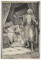 Othello, Emilia: She loved thee, cruel Moor [graphic] / Louis Rhead.