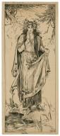 Ophelia [graphic] / [Louis Rhead].