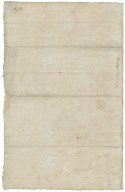 Letter from Isabel Kynnersley (nee Walker), Loxley, to Walter Bagot