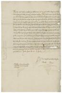 Letter from Dorothy Okeover, London, to Richard Bagot