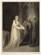 [Macbeth, act 5, scene 1, Lady Macbeth sleepwalking] [graphic] / drawing by Westall.